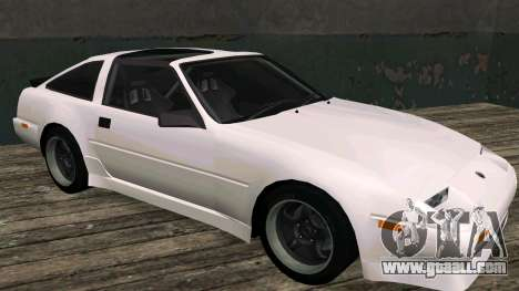 Nissan Fairlady Z 300ZX (Z31) for GTA San Andreas left view