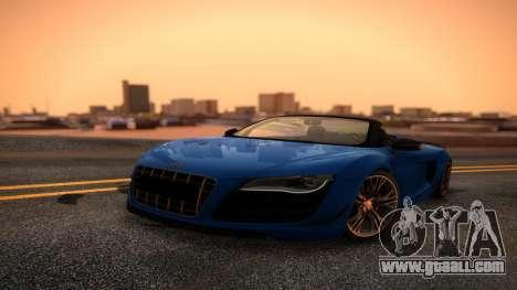 ENBG 2.0 for GTA San Andreas