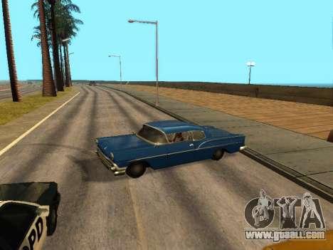 ENB v3 for GTA San Andreas