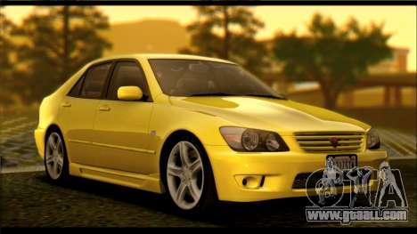 Pavanjit ENB v2 for GTA San Andreas fifth screenshot