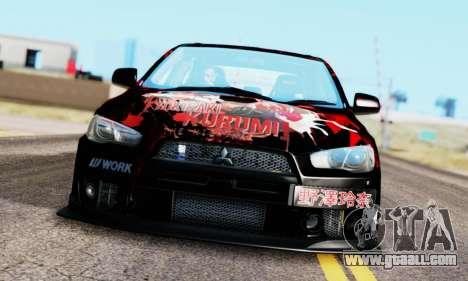 Pavanjit ENB v1 for GTA San Andreas forth screenshot