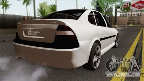 Opel Vectra 2.2 Stock for GTA San Andreas left view
