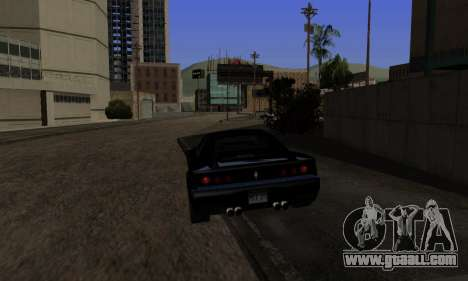 ENB Series by Hekeemka for GTA San Andreas seventh screenshot