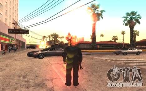 Pleasant ColorMod for GTA San Andreas second screenshot