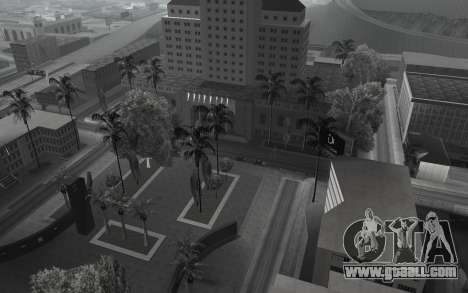 Black-and-white ColorMod for GTA San Andreas second screenshot