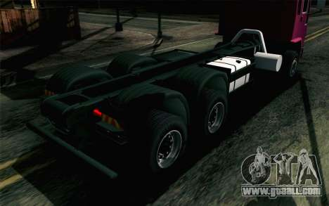 DFT-30 New for GTA San Andreas back view