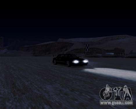LineFlex ENBseries for GTA San Andreas forth screenshot