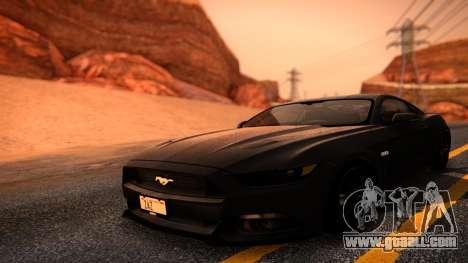 ENBG 2.0 for GTA San Andreas third screenshot