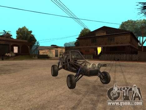 Strobe lights v3 for GTA San Andreas third screenshot