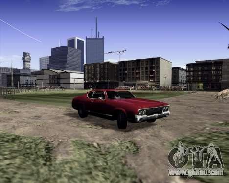 Medium ENBseries v1.0 for GTA San Andreas second screenshot