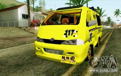 Daihatsu Espass Angkot YRT for GTA San Andreas
