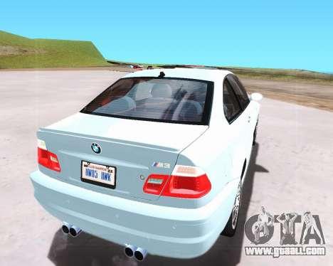 ENB plus for GTA San Andreas third screenshot