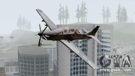 Embraer A-29B Super Tucano Marines for GTA San Andreas