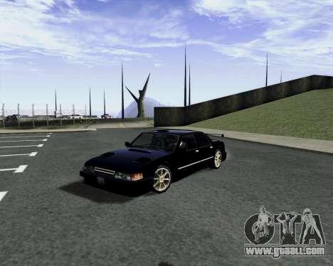 LineFlex ENBseries for GTA San Andreas