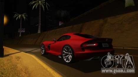 ENB Sunreal for GTA San Andreas second screenshot