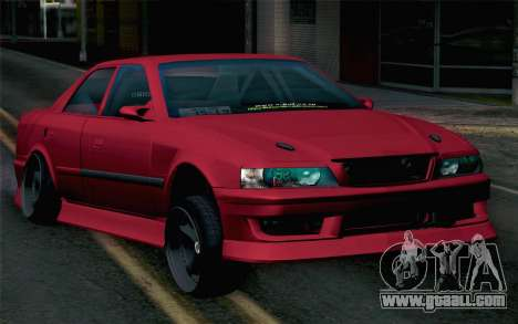 Toyota Chaser for GTA San Andreas
