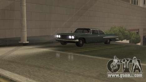 Road Reflections Fix 1.0 для GTA San Andreas for GTA San Andreas forth screenshot