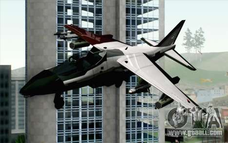Hydra ADFX-02 Pixy for GTA San Andreas