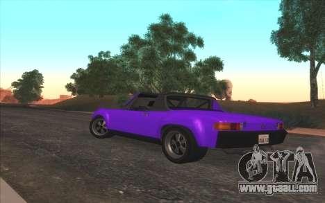 Pleasant ColorMod for GTA San Andreas