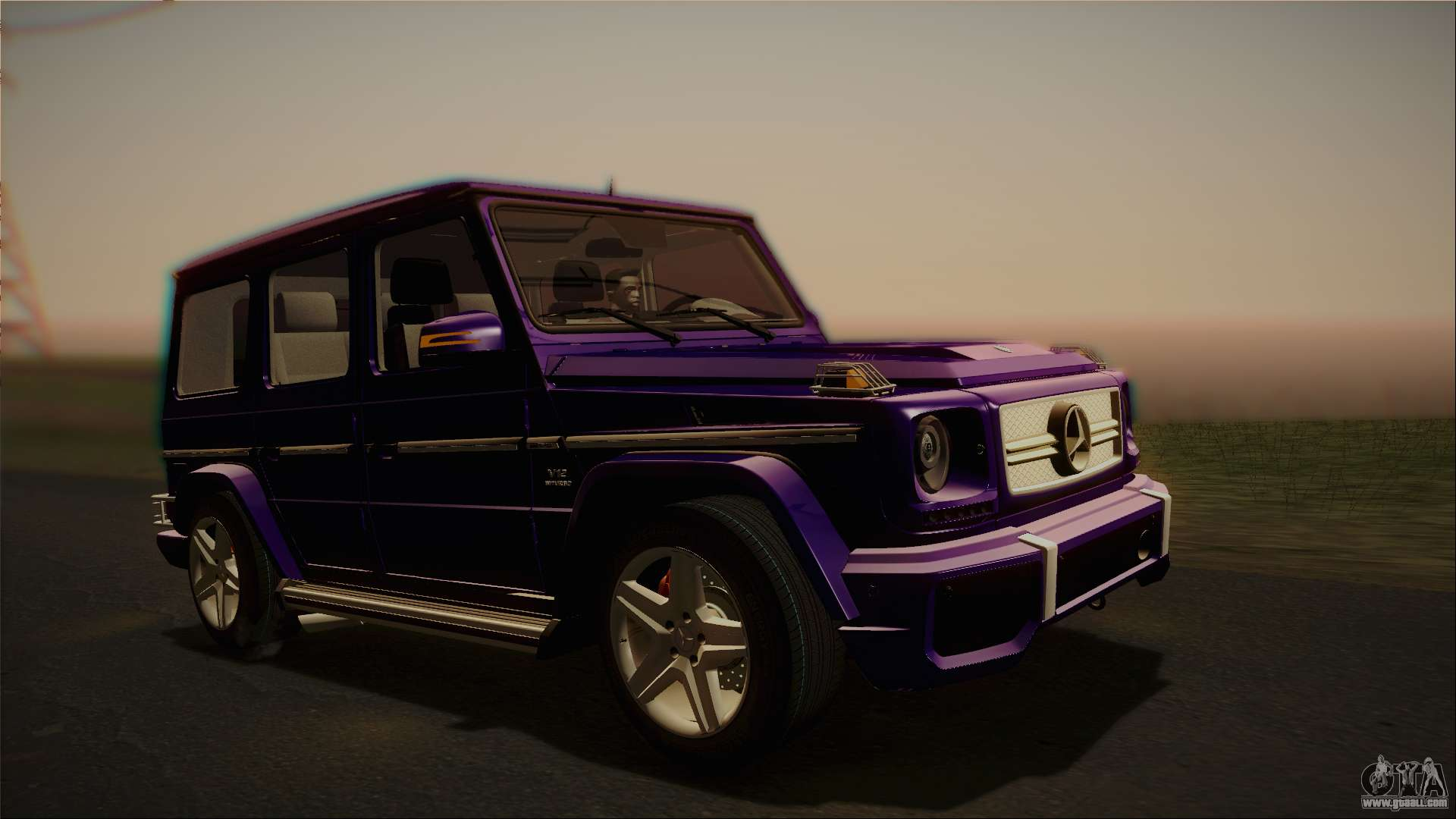 Mercedes benz g65 2013 stock body for gta san andreas for Mercedes benz g65 price