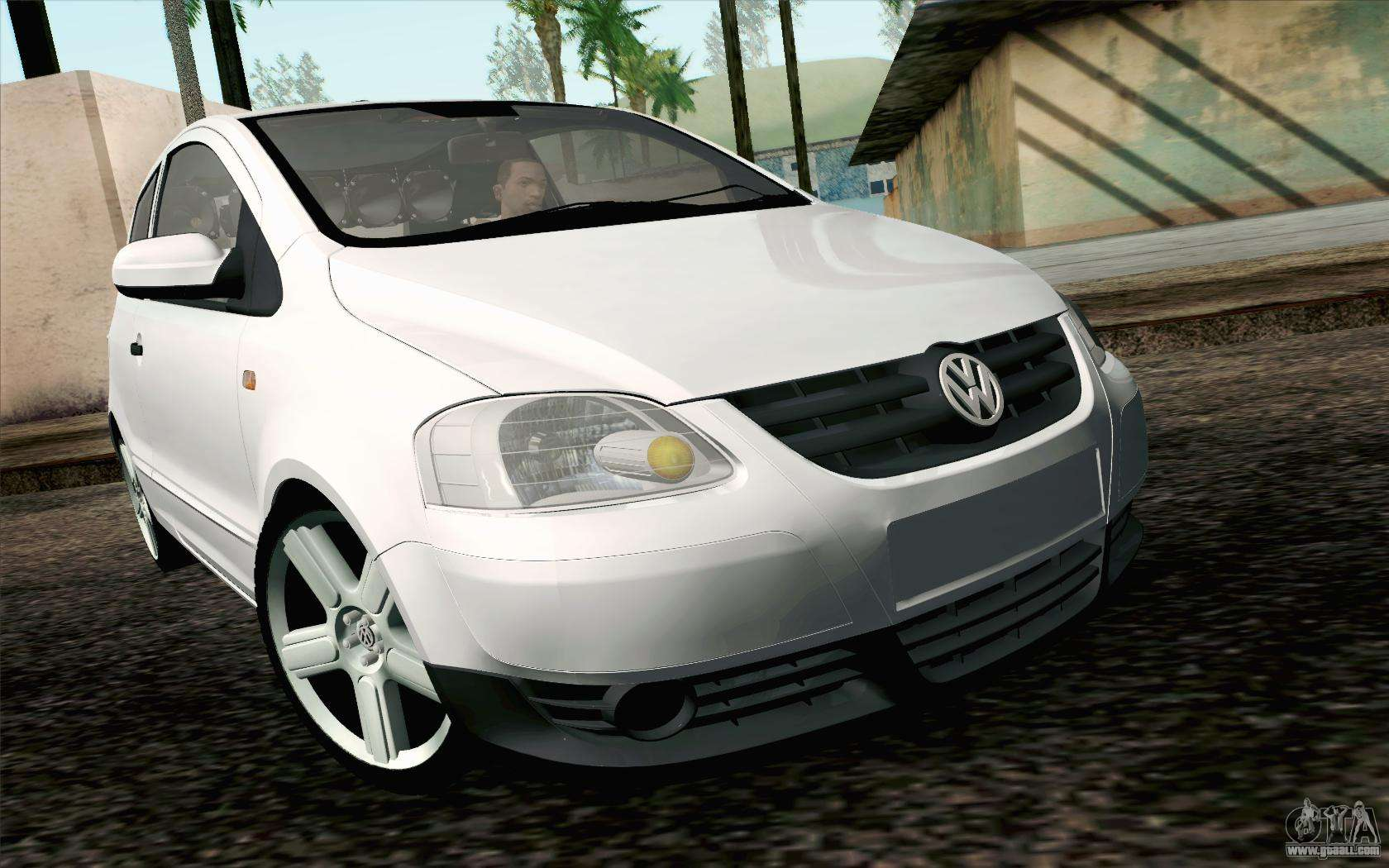 Volkswagen Fox For GTA San Andreas