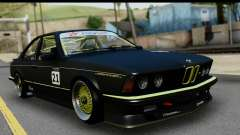 BMW M635 E24 CSi 1984 for GTA San Andreas