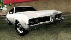 Oldsmobile 442 Holiday Coupe 1969 IVF АПП for GTA San Andreas