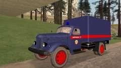 ZIL 157 police