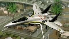 Sukhoi SU-27 Macross Frontier