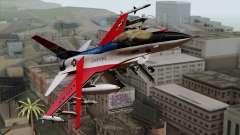 YF-16 Fighting Falcon for GTA San Andreas