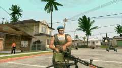 Tank gun Cord for GTA San Andreas