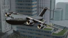 C-17A Globemaster III USAF Mississippi for GTA San Andreas