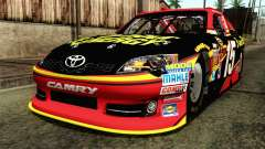 NASCAR Toyota Camry 2012 Short Track for GTA San Andreas