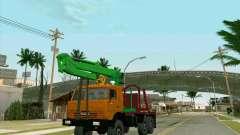 KamAZ 44108 Timber