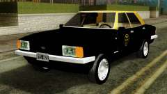 Ford Taunus 1981 Taxi Argentina for GTA San Andreas