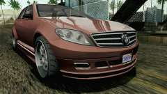 GTA 5 Benefactor Schafter SA Mobile for GTA San Andreas