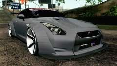 Nissan GT-R 2014 RocketBunny for GTA San Andreas