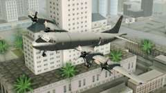 Lockheed P-3 Orion German Navy for GTA San Andreas
