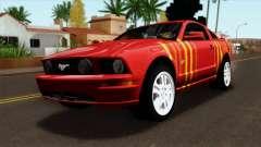 Ford Mustang GT PJ for GTA San Andreas