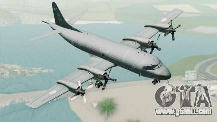 Lockheed P-3 Orion RCAF for GTA San Andreas