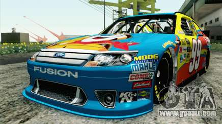 NASCAR Ford Fusion 2012 Short Track for GTA San Andreas