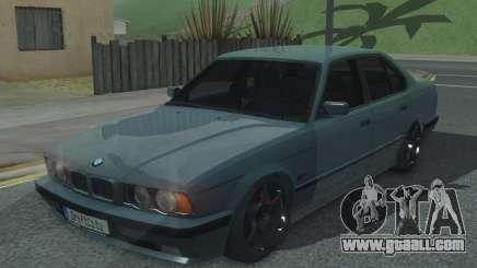 BMW 525 E34 Tune for GTA San Andreas