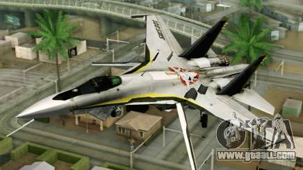 Sukhoi SU-27 Macross Frontier for GTA San Andreas