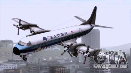L-188 Electra Eastern Als for GTA San Andreas