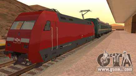 Israeli Train for GTA San Andreas