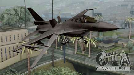 F-16C Block 52 PJ for GTA San Andreas