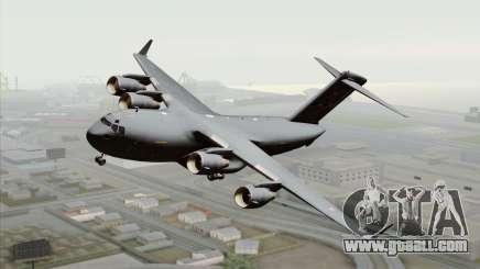 C-17A Globemaster III NATO for GTA San Andreas