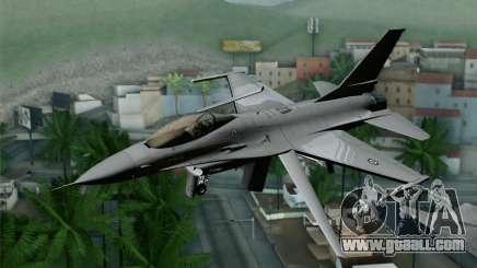 F-16 Fighting Falcon RNoAF for GTA San Andreas