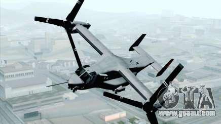 MV-22 Osprey VMM-265 Dragons for GTA San Andreas