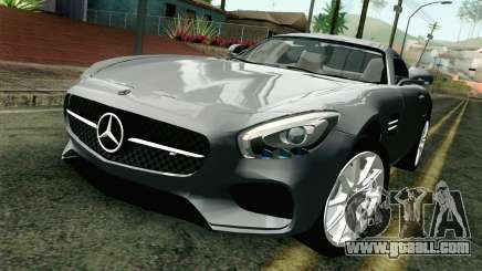 Mercedes-Benz AMG GT 2015 for GTA San Andreas